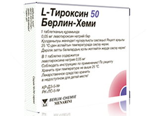 l-tiroksin